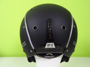 Casco SP-6 Airwolf Rückansicht
