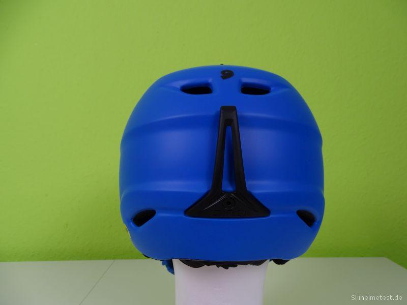 Giro Nine Mips Belüftungsöffnungen Rückansicht
