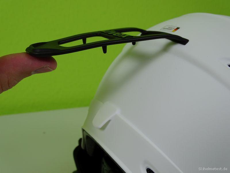 UVEX p1lus Brillenhalterung 2